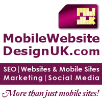 Mobile Website Design UK