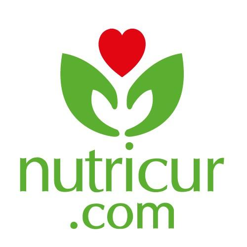 Nutricur Logo Design Image